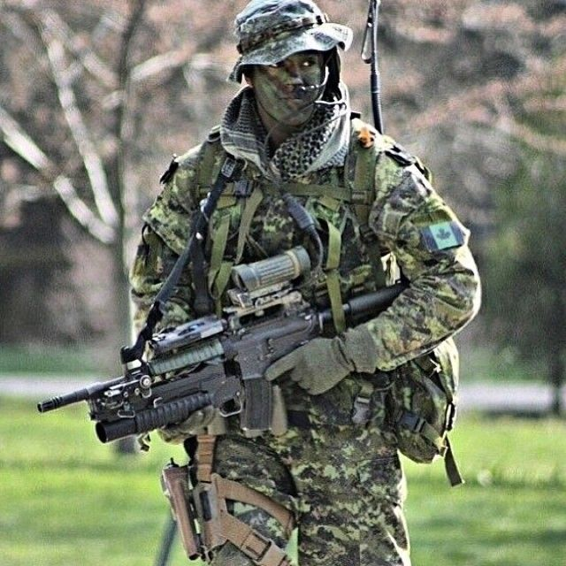 Canadian Special Forces | Stuff to Buy | Special forces, Military