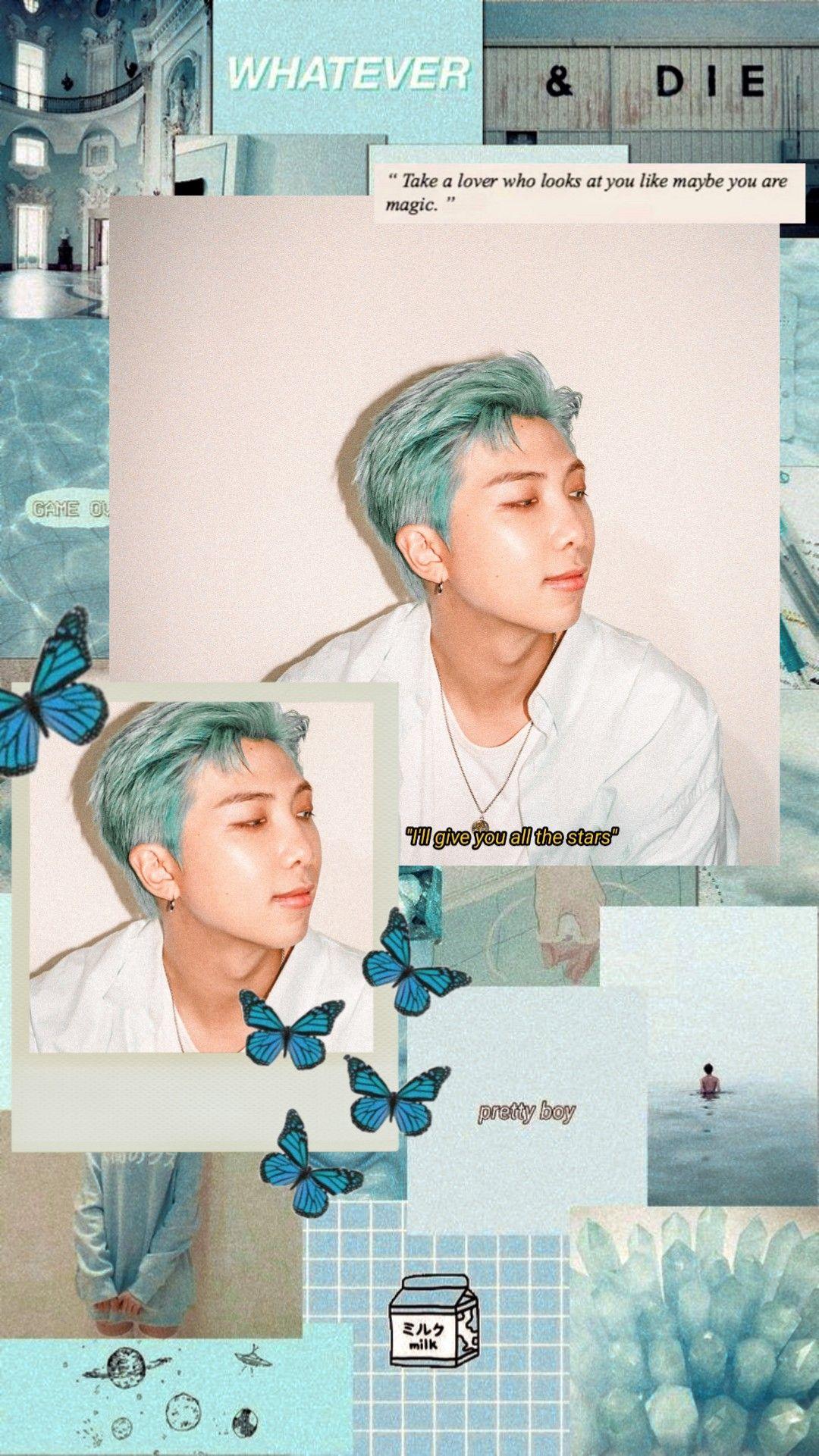 Bts S Rm Dynamite Hd Lockscreen In 2021 Bts Wallpaper Kim Taehyung Wallpaper Bts Aesthetic Pictures Wallpaper aesthetic rm bts