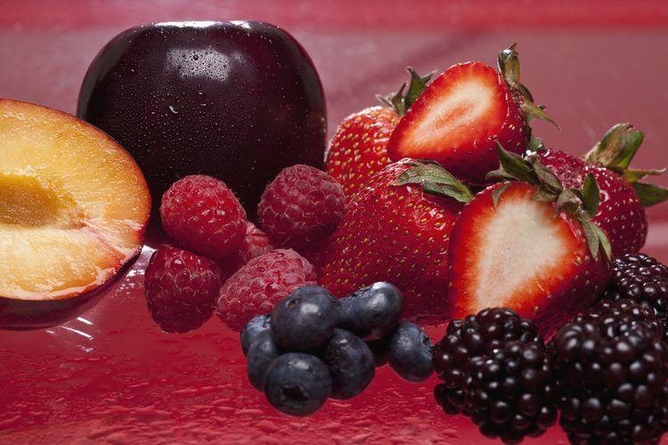 frutas q no se deben mezclar con leche