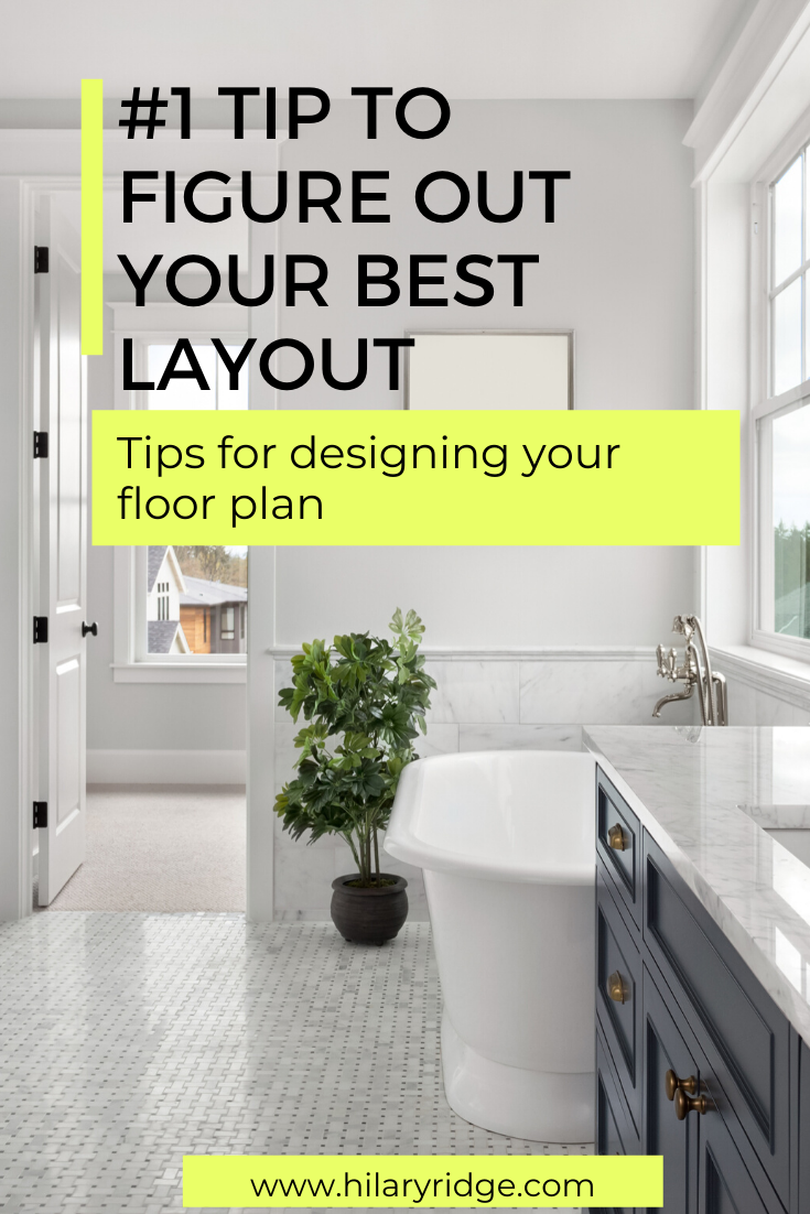 Creating A Floor Plan Is The Most Important Step In Your