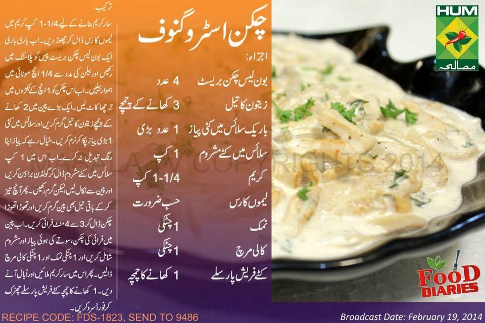 Easy chicken stroganoff recipe sour cream