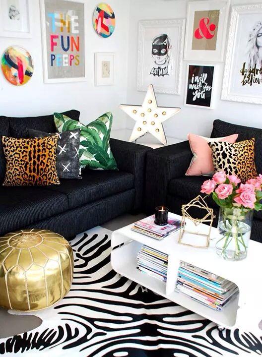 Different cushion textiles- love love love