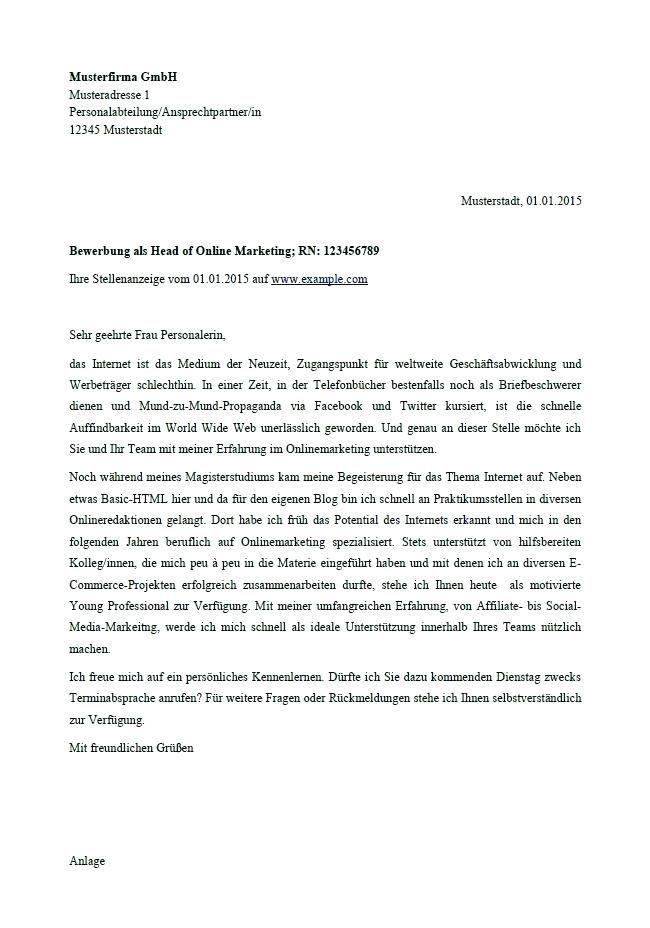 Bildergebnis Für Motivationsschreiben Vorlage Schweiz Resumes