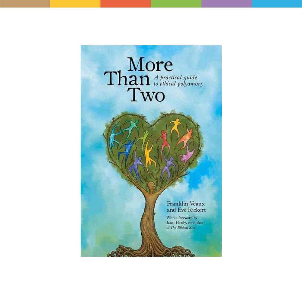 Diverse Ratgeber Thorntree Press More Than Two (Franklin Veaux, Eve Rickert)