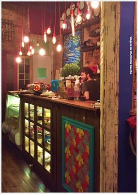 Viagens da Mochilinha Gaúcha: Porto Alegre em 50 Sabores: Agridoce Café!