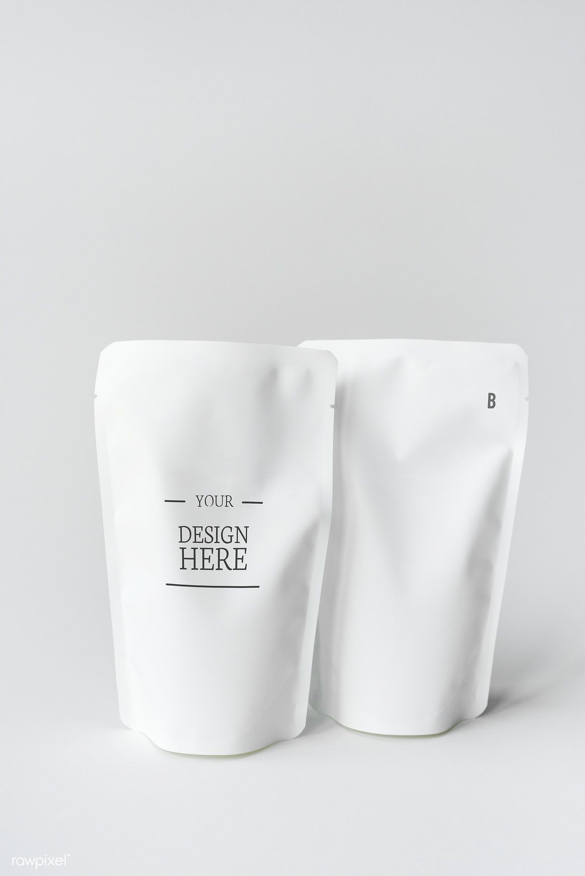 Download Download Premium Psd Of Sachet Mockup 296341 Design Mockup Free Coffee Poster Design Pouch Packaging