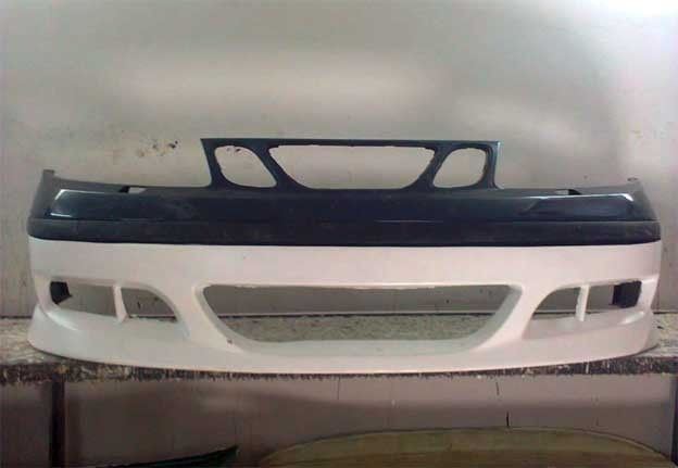 Saab 9 5 Hirsch Style Front Spoiler Saab Fronts Style