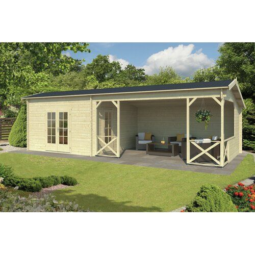 Photo of Sol 72 Outdoor 900 cm x 400 cm garden shed Colt | Wayfair.de