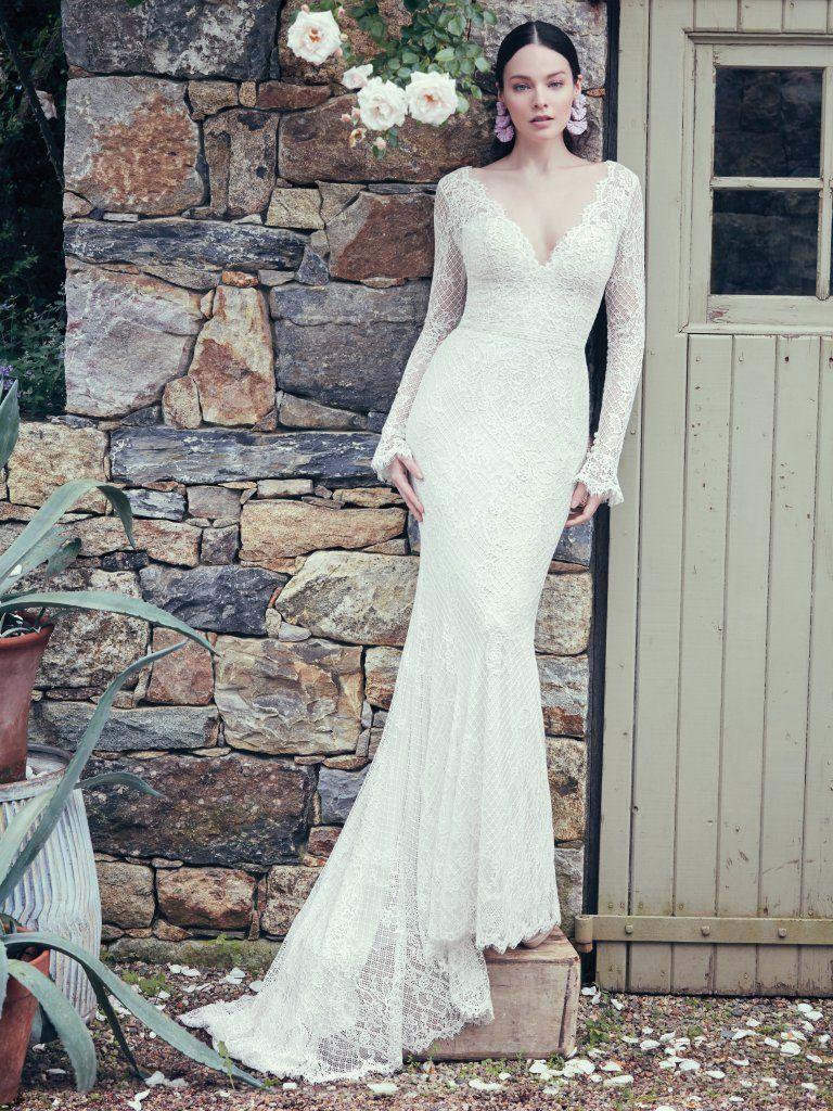 2020 Wedding Dresses for Older Brides,