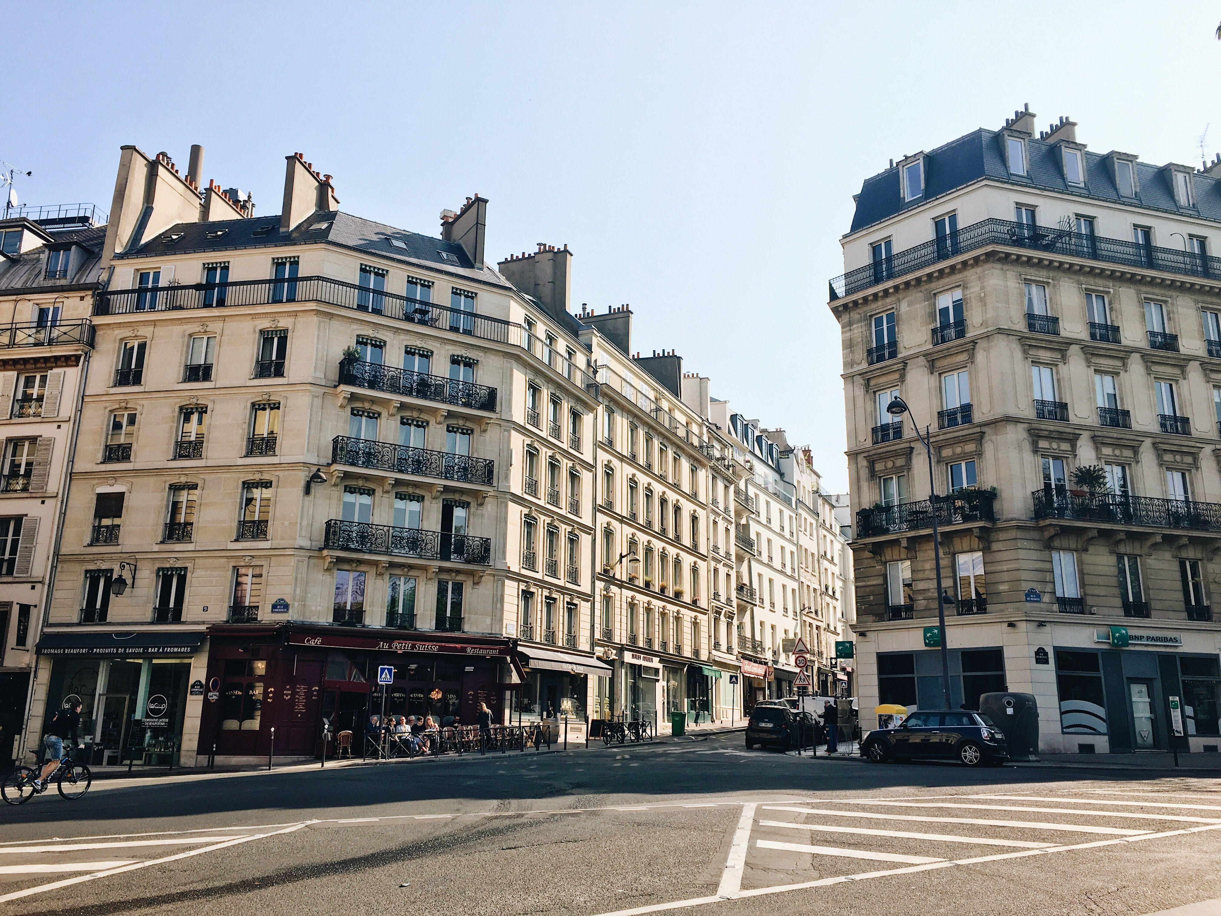 Pin By K R I S T I N V I C T O R I A On P A R I S City Landscape Paris Street Landscape