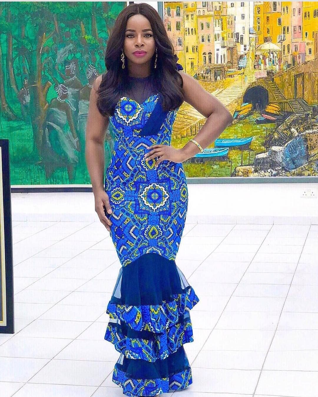 Latest aso ebi styles for wedding guest africa style warehouse