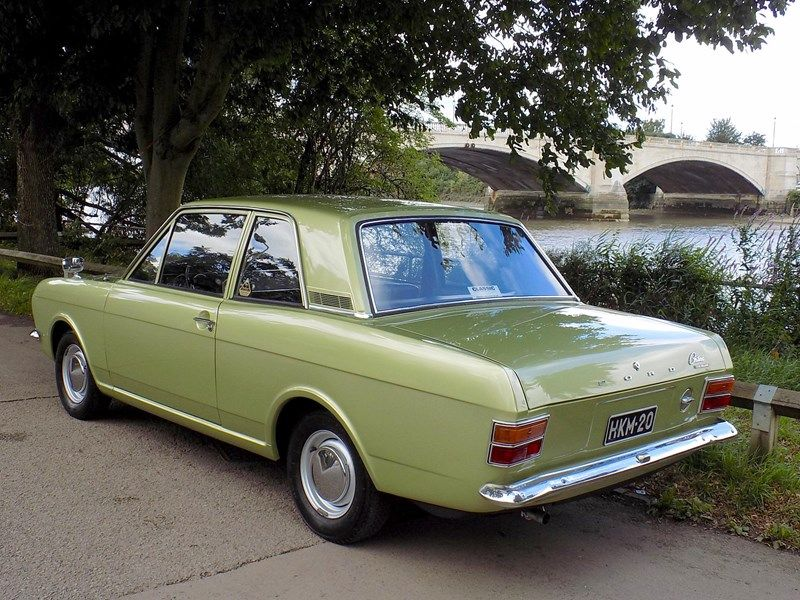 1970 Ford Cortina Mkii 1600 Deluxe For Sale Classic Cars For