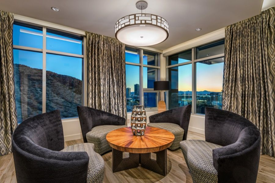 Tempe Waterfront Interior Design in Tempe  Arizona   Est Est Inc     Tempe Waterfront Interior Design in Tempe  Arizona   Est Est Inc