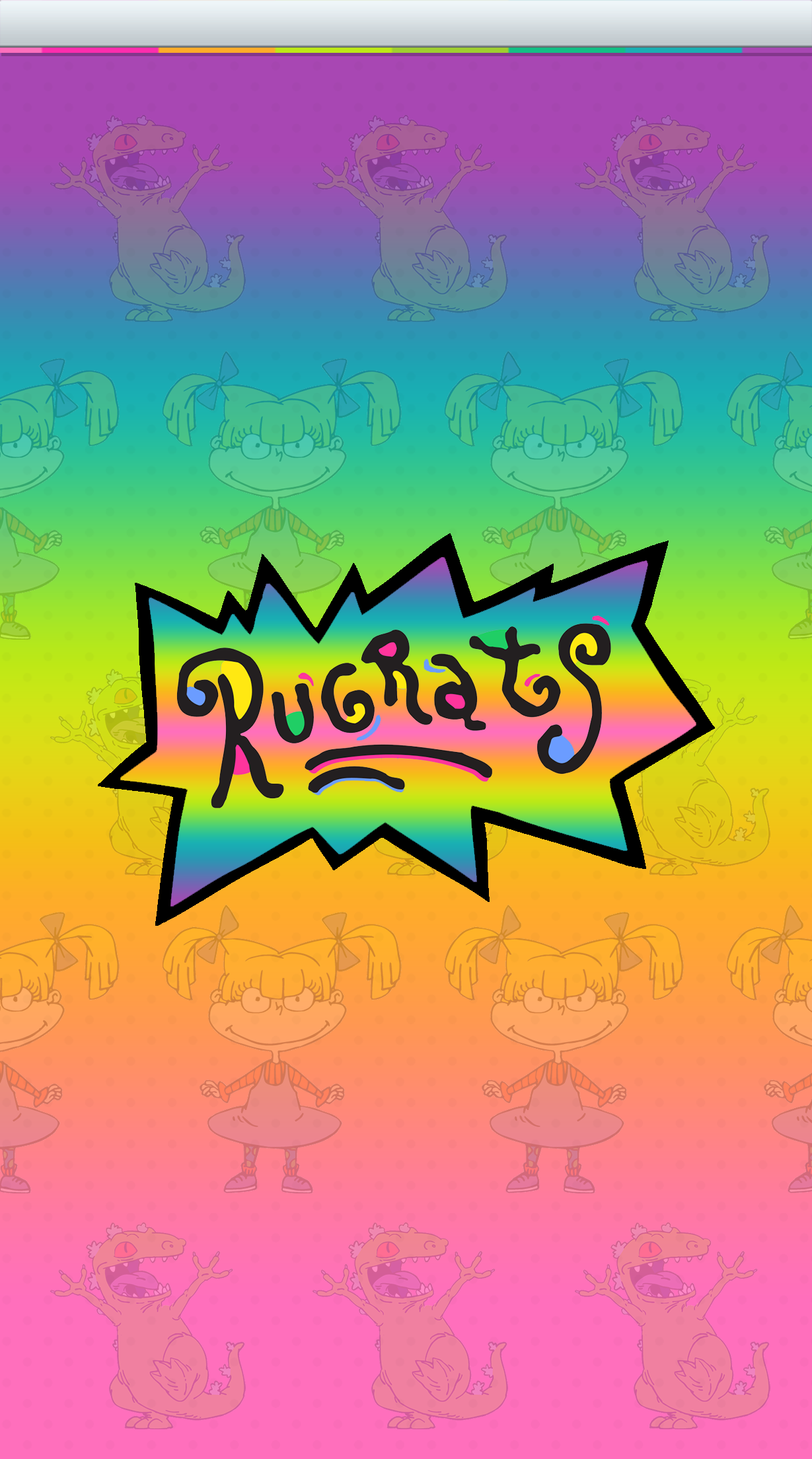 Rugrats Wallpaper Cartoon wallpaper iphone, Cartoon