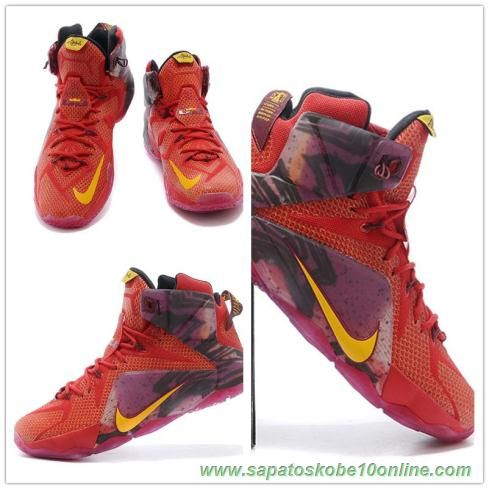 info for a5b89 db9c7 ... coupon for tenis de basket china vermelho roxo portland nike lebron 12  3b8b8 a08a4
