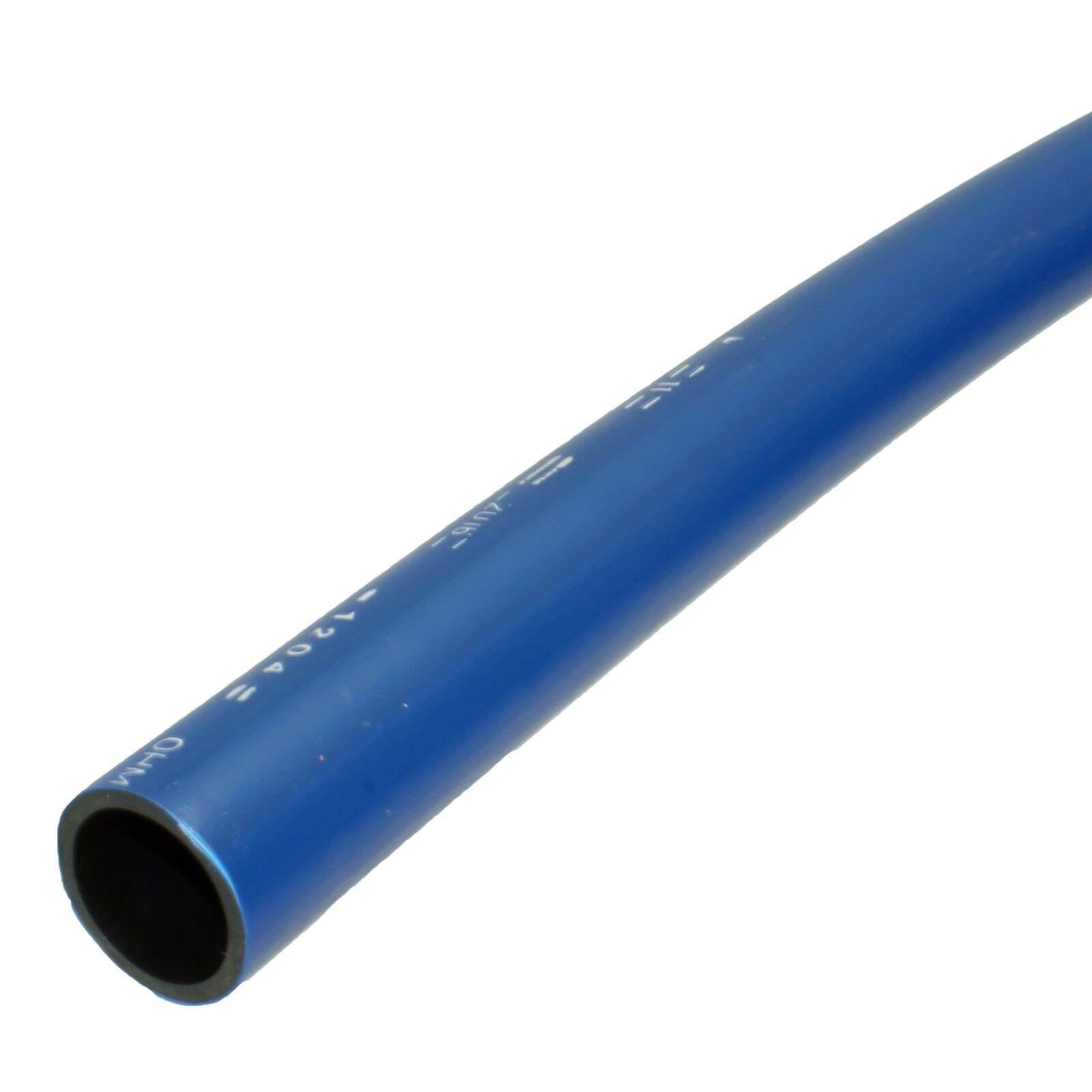 Pe Rc Rohr Pe100 Pn16 50m 1 2 Zoll 20mm Trinkwasser Blau In 2020 Trinkwasser Rohre Wasserversorgung