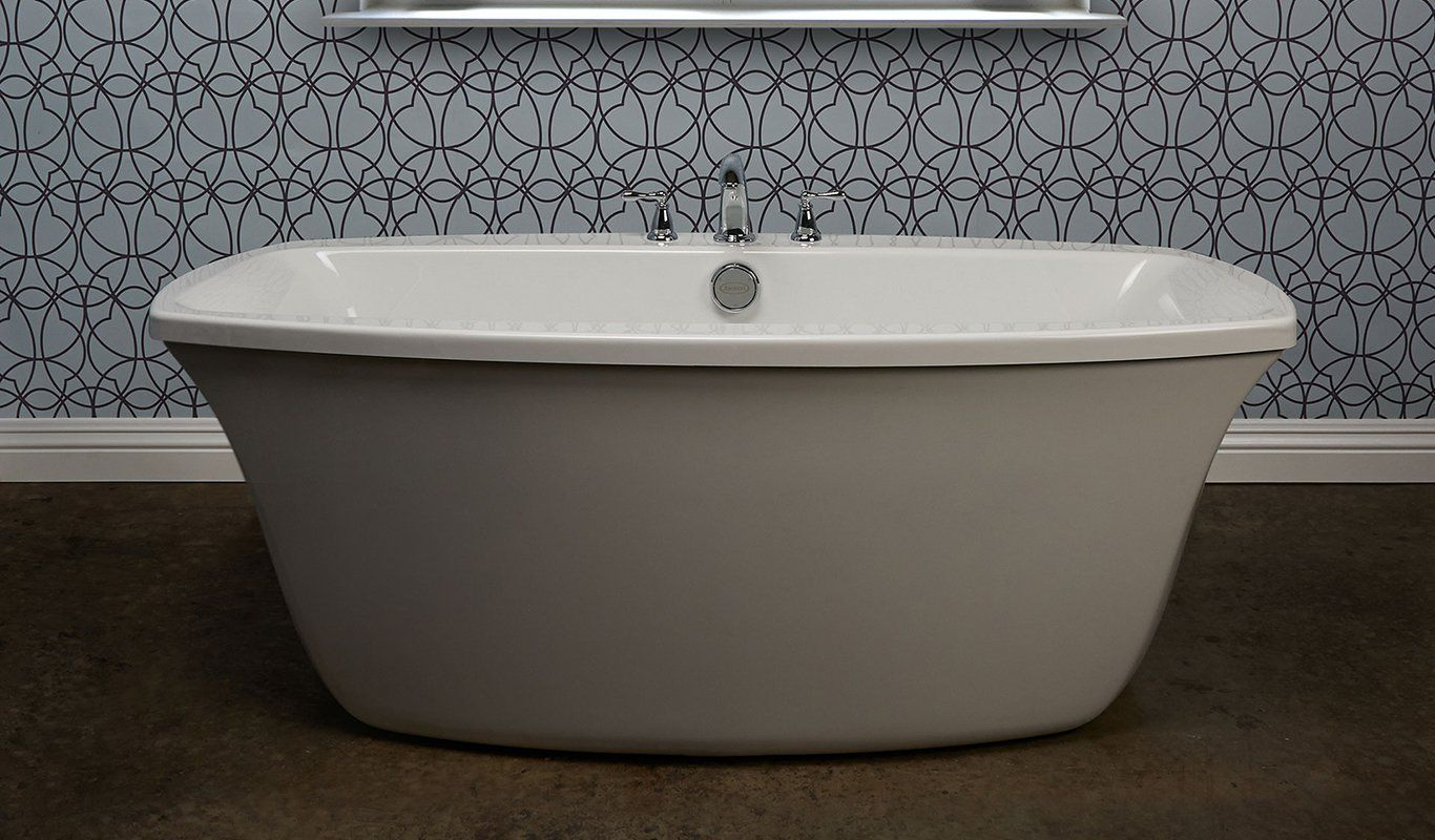 Primo® 6634 Oval Freestanding Bath   Jacuzzi Baths   Endsley Master ...