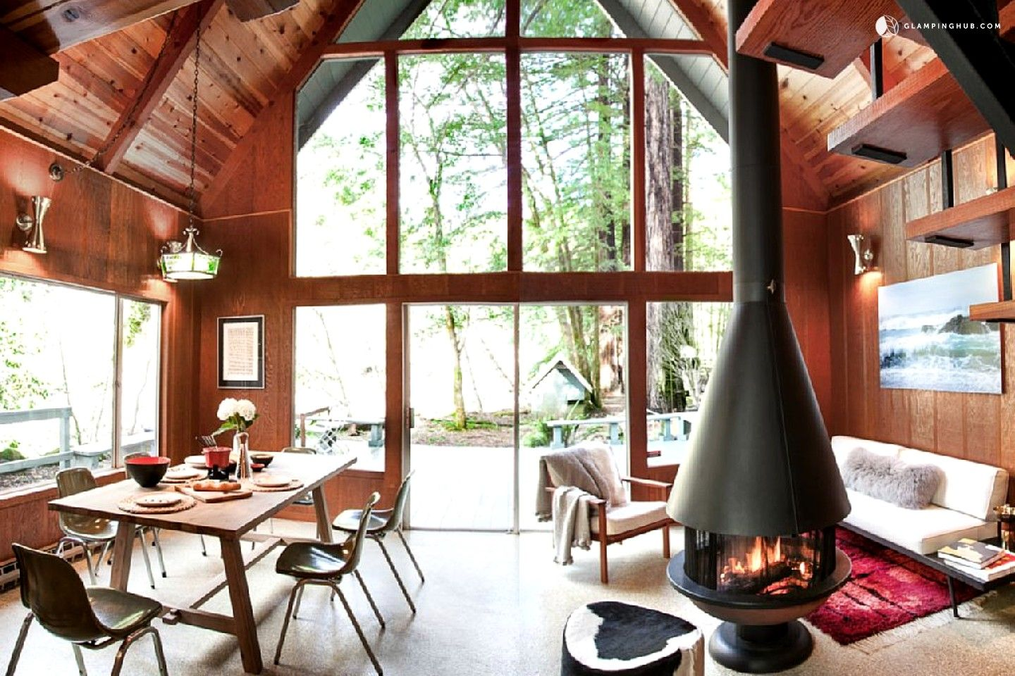 black cabin states frame vacation cabins rentals the door wild california united to americas yosemite a in