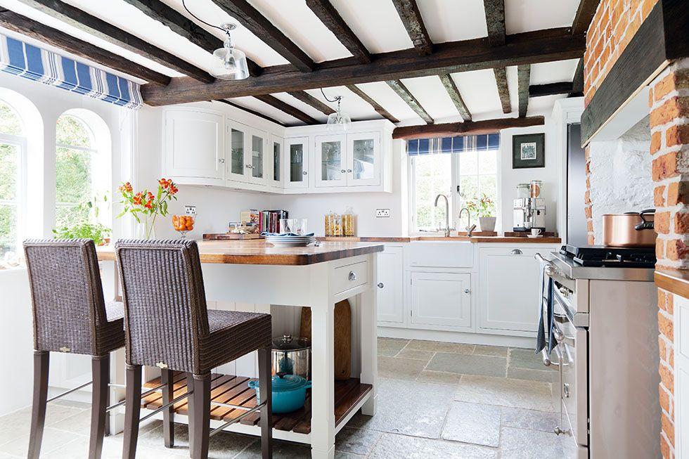 Cottage Kitchen   Period kitchen updated - Real Homes
