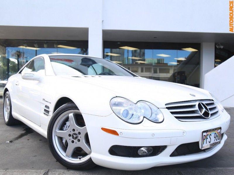 2005 MercedesBenz SL55 AMG 29995 http//www