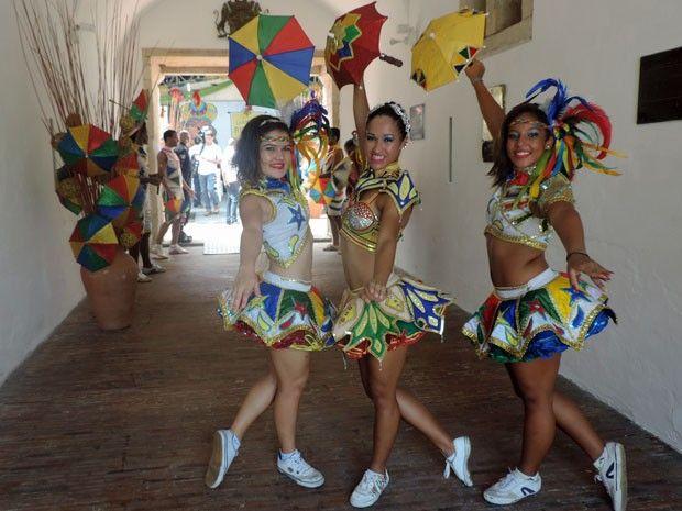 Taís Paranhos: Mais de Mil atrações no Carnaval do Recife