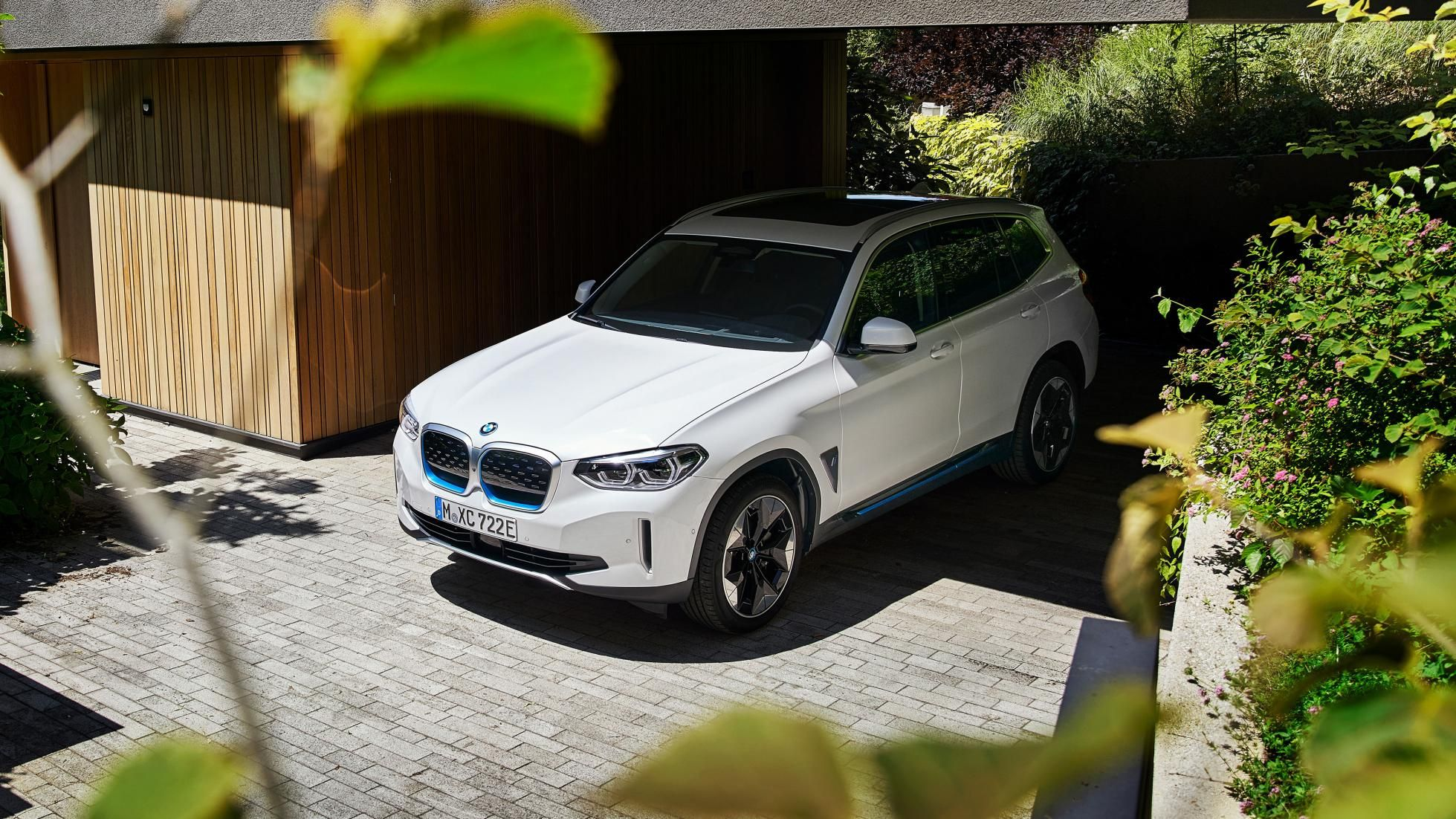 This Is It The Fully Electric Bmw Ix3 Suv Trong 2020