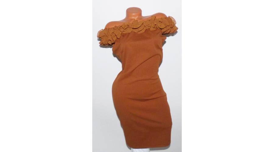 47968a20f9 Fodros ruha - Ruha - Luna Gardrobe Női ruha WebÁruház, Akciós - olcsó női  ruha