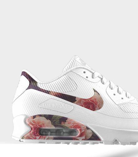 Nike Air Max 90 Floral Zapatillas Mujer Nike Zapatillas Outlet De Nike Calzado Nike Gratis
