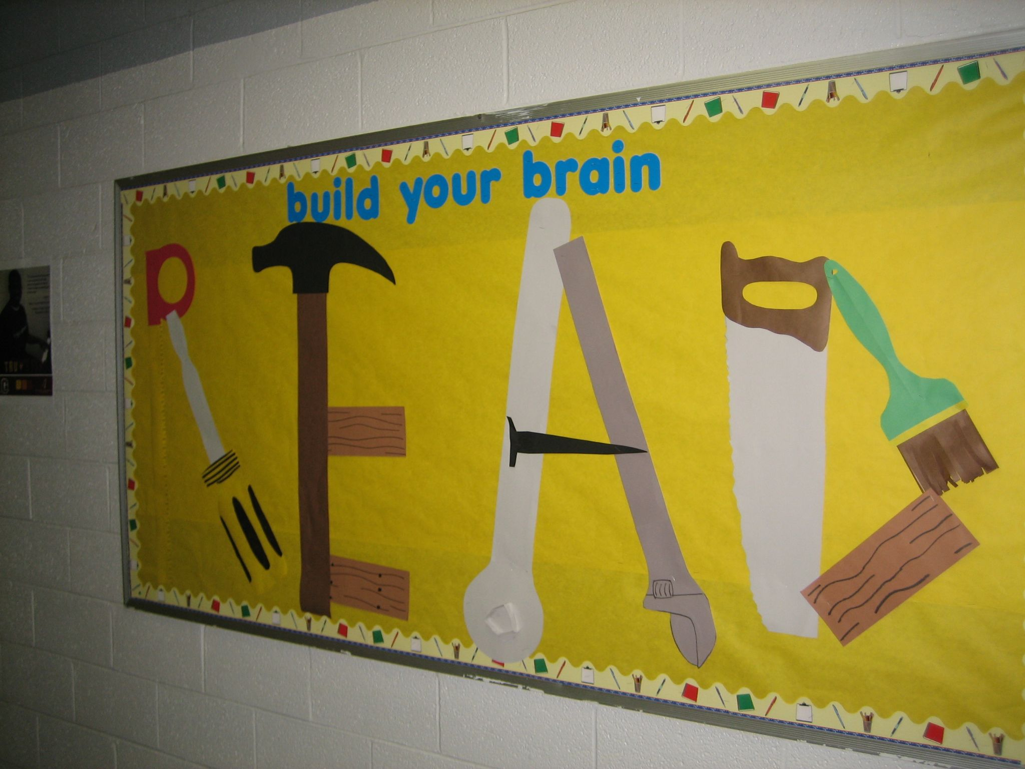 Build your brain bulletin board Simple machines