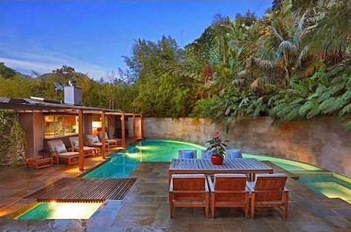 Patio backyard ideas   Backyard resort, Backyard design, Backyard pool