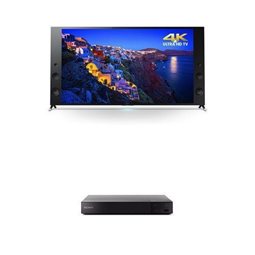 [2015] Cyber Monday Deals Sony XBR75X940C 75-Inch 4K Ultra HD TV with BDPS6500 Blu-ray Player Cyber Monday Sales