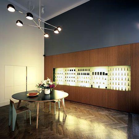 Galilu Olfactory Perfumery By Marcin Kwietowicz Retail Interior