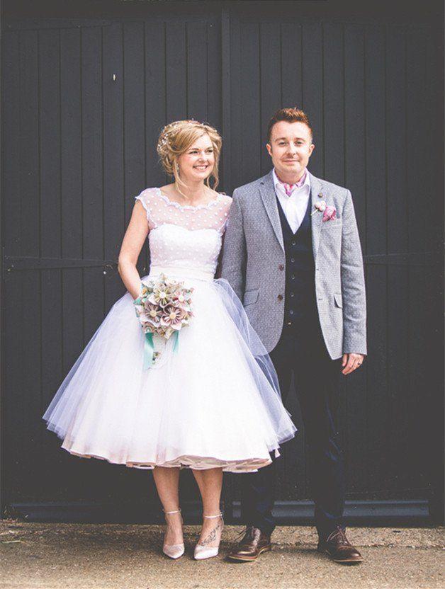 Heiraten im stil der 50er jahre