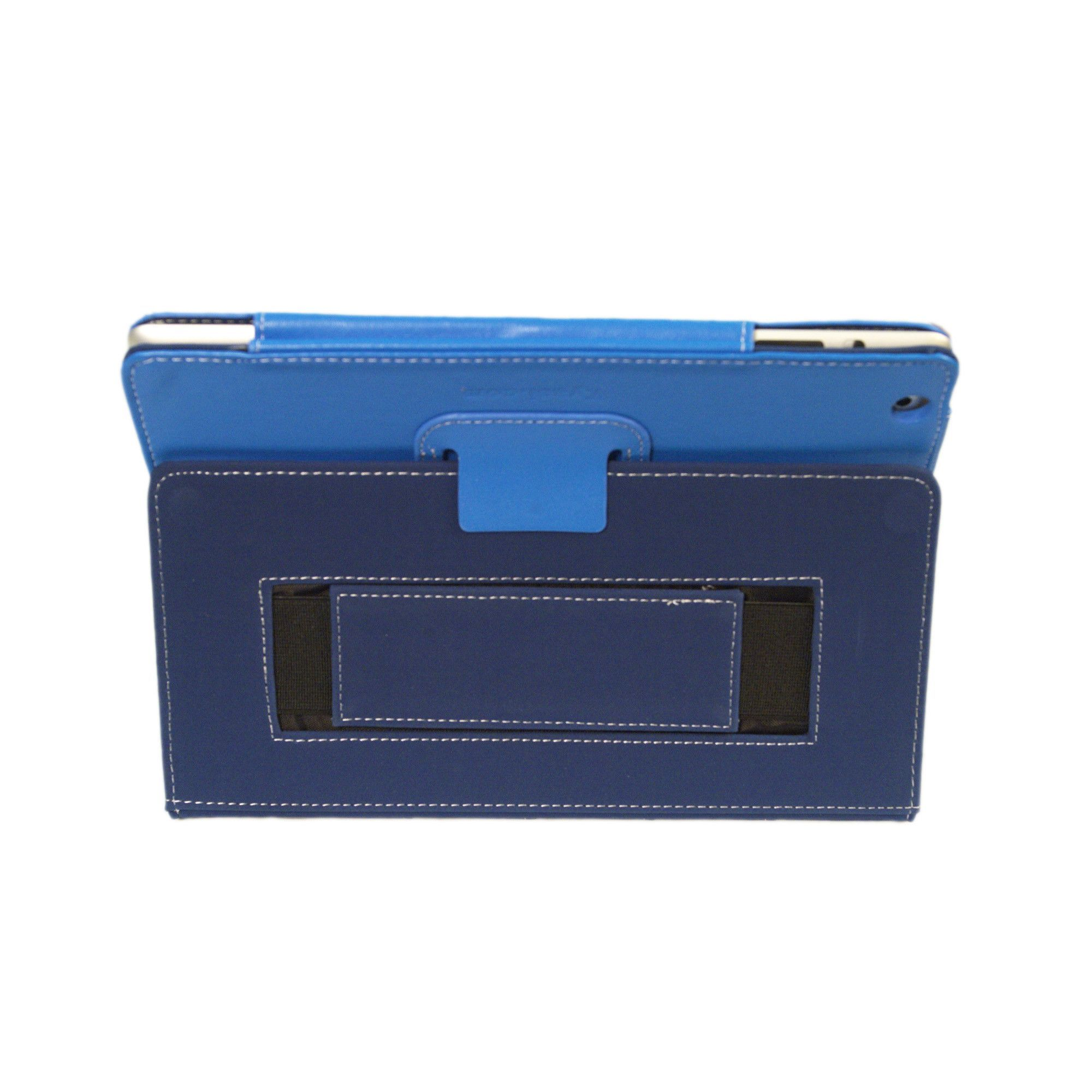Kyasi London All Business iPad Case for iPad 2,3 or 4 October Blue