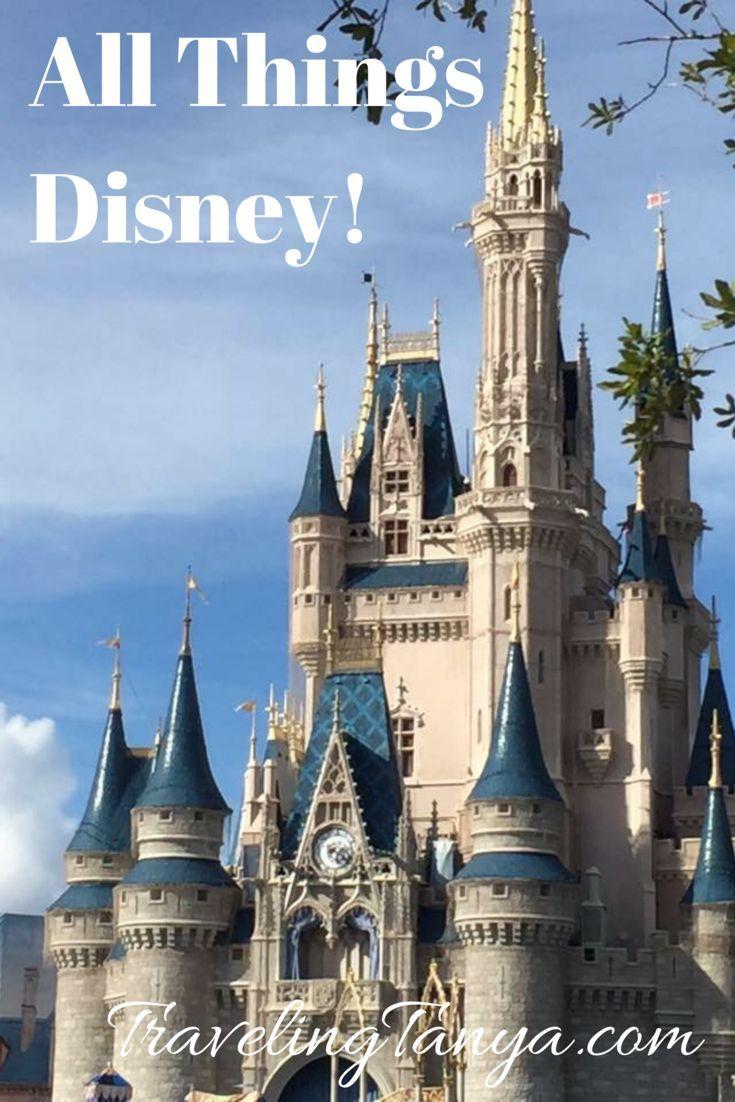 All Things Disney   Beaches near orlando, Orlando vacation ...