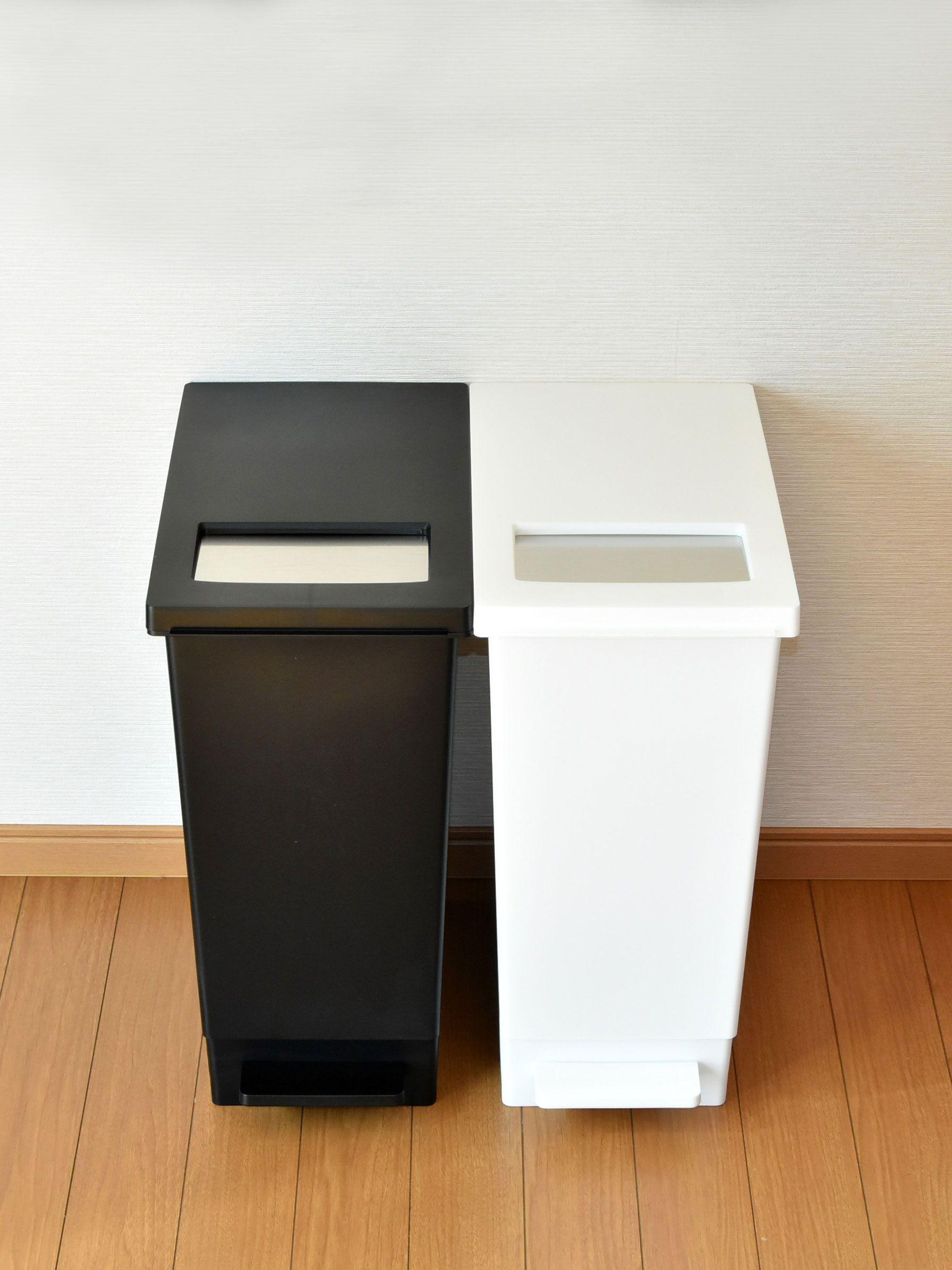 プッシュ ペダル式のごみ箱 台所 ゴミ箱 ペダルペール ゴミ箱