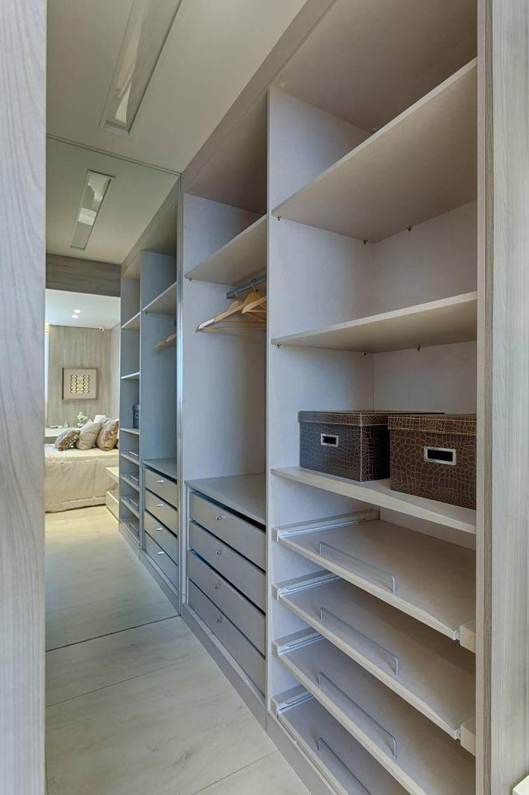 Merveilleux 52 Modelos De Closets Para Você Organizar Suas Roupas