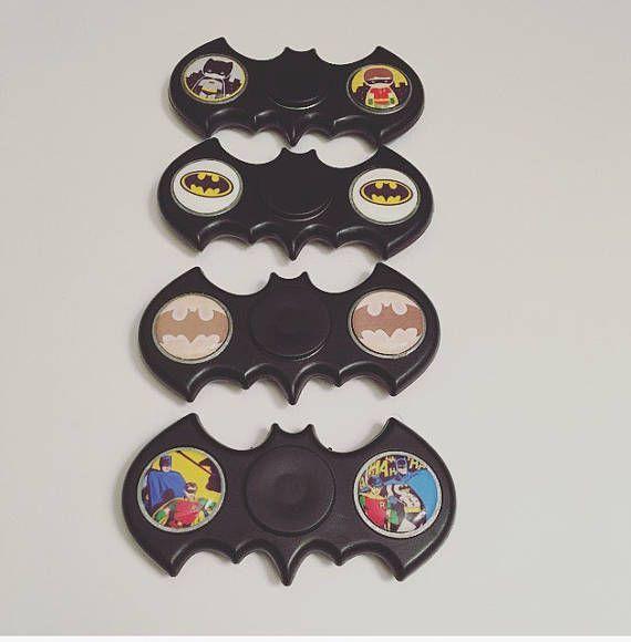 Batman Spinner Custom Batman Fidget Spinner Batman Symbol