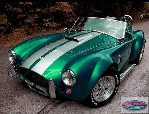 1965 Backdraft Shelby Cobra Replica 427 550 Hp 5 Speed Presented