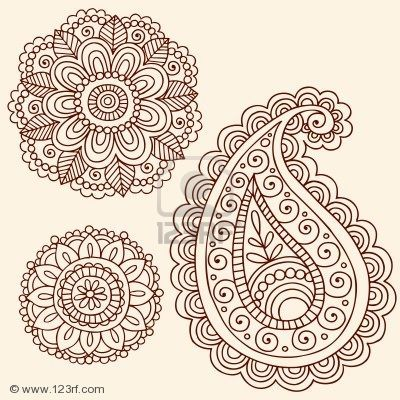 Love the design | Tangle-mandalas | Pinterest | Mandalas, Repujado y ...