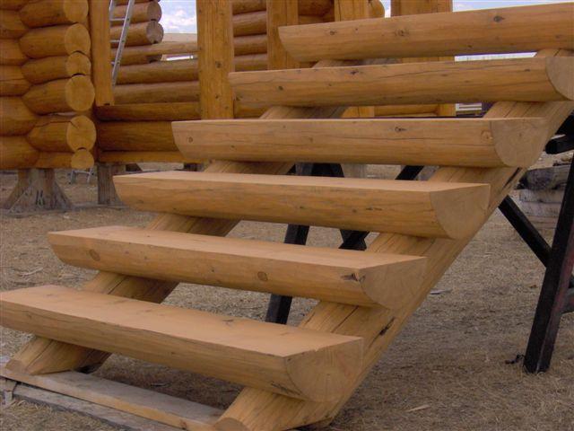 Log Stairs.JPG (640×480)
