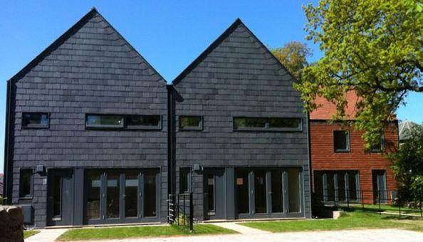 Low cost housing in Devon