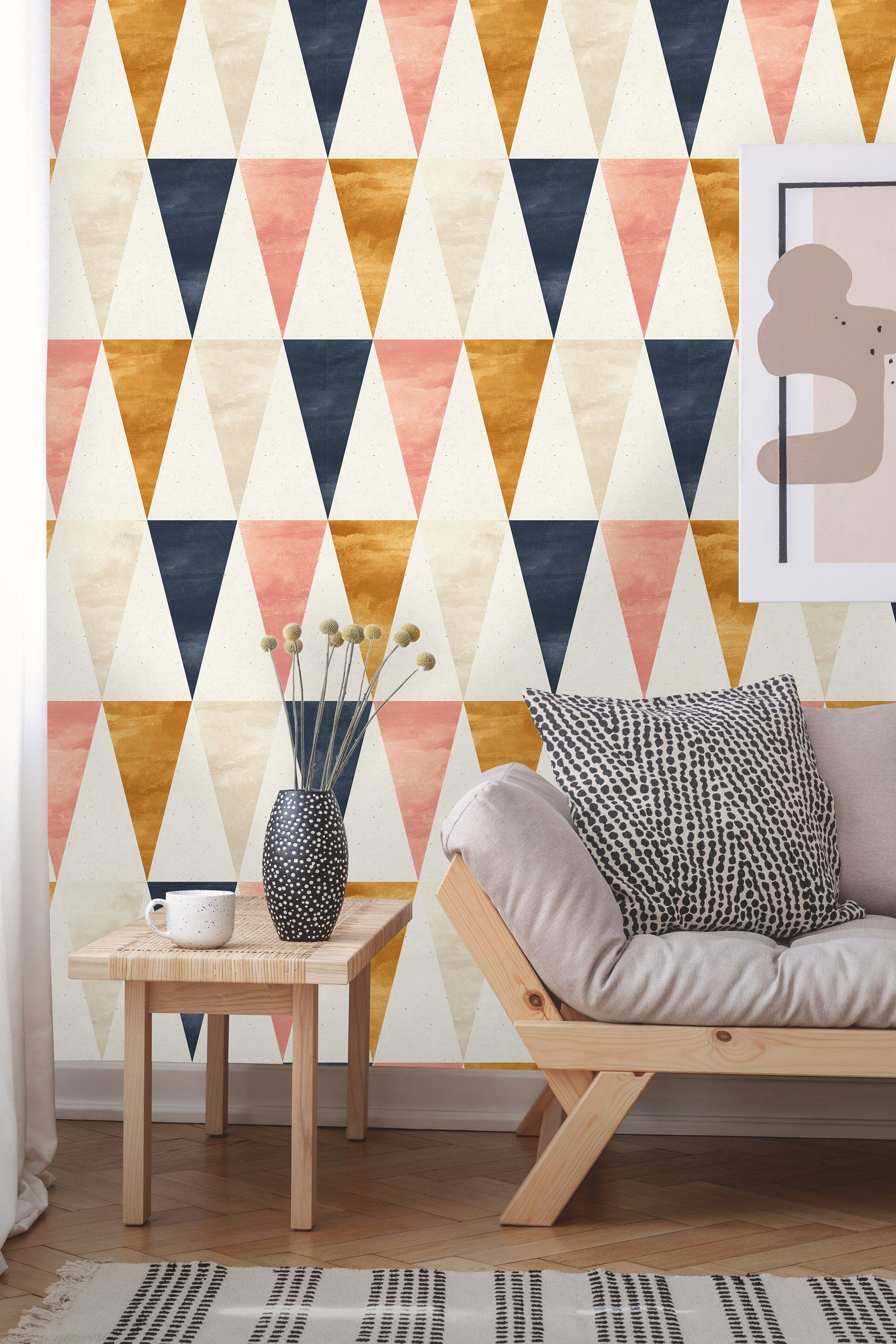 12 Peel Stick Wallpapers That Don T Look Like Wallpaper At All Emily A Clark Kitchen Wallpaper Peel And Stick Wallpaper Wallpaper