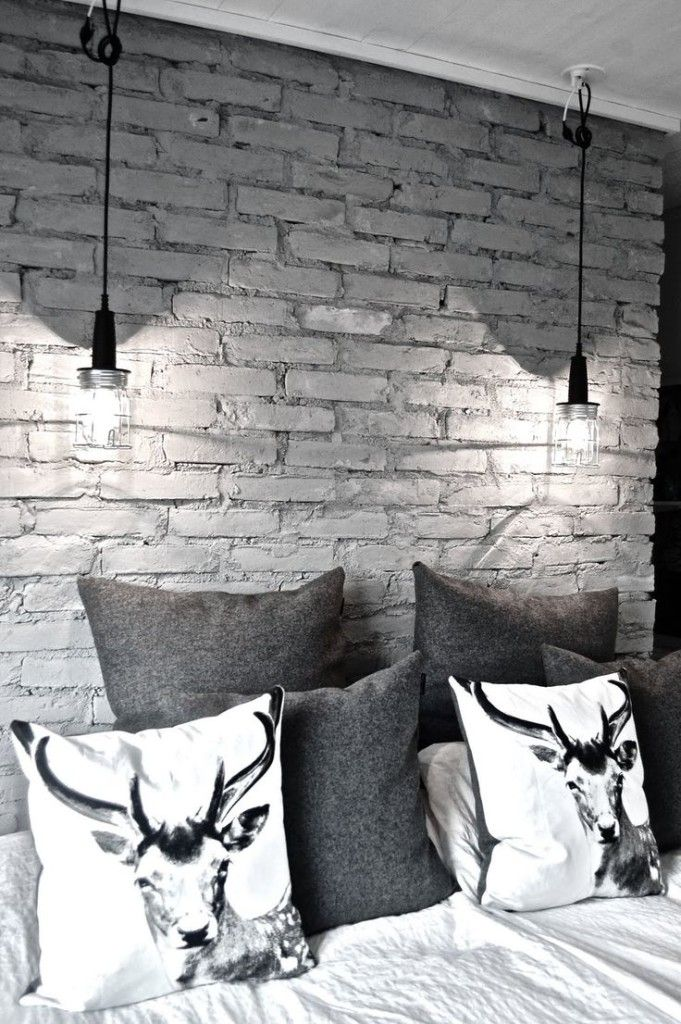 Quarto Design Escandinavo Apartamentos Decorados Design De Parede