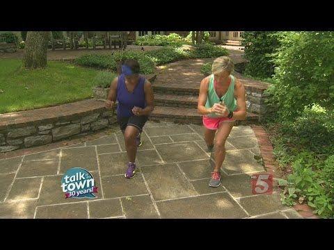 Carrie Underwood's Favorite Lower Body Workouts - YouTube #carrieunderwoodlegworkout