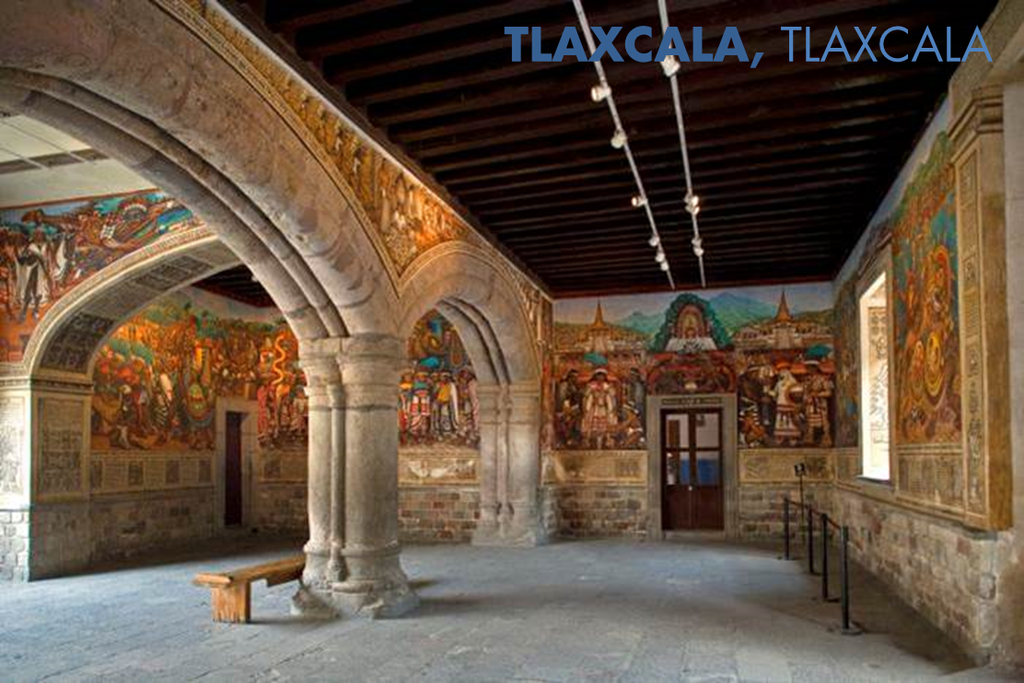 Tlaxcala has iconic places that will surprise you. #LiveItToBelieveIt #VisitMexico