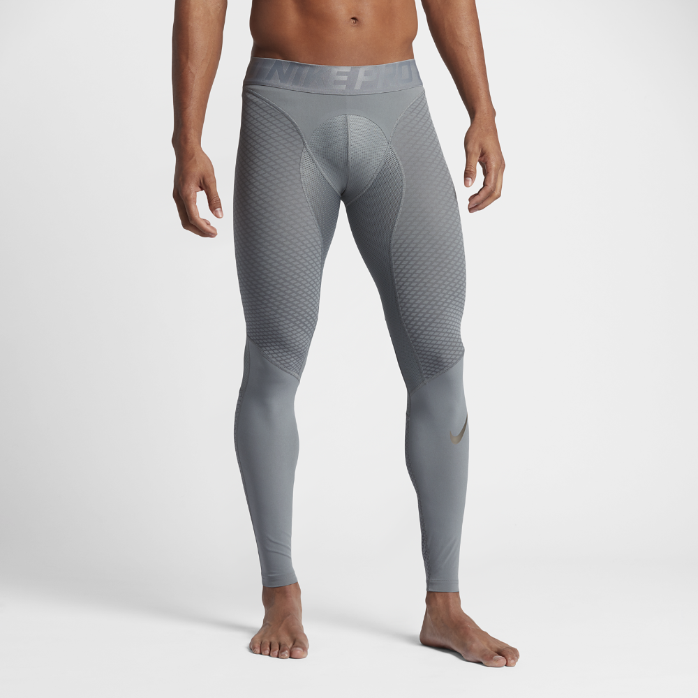 e383c43865 Nike Pro Zonal Strength Men's Training Tights Size Medium (Grey) -  Clearance Sale