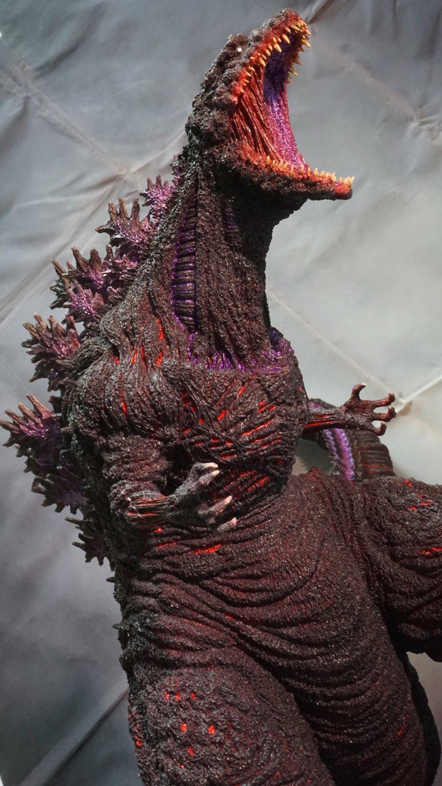 Shin Godzilla Kaiju Monsters Godzilla Resurgence Godzilla