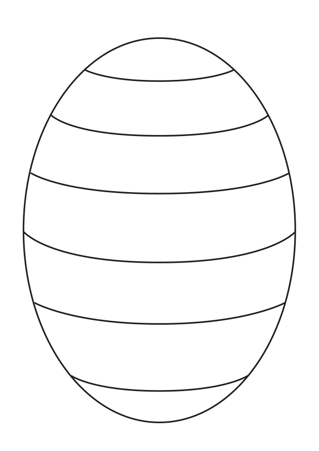 Simply Click The Link For More Information On Kids Easter Crafts Sunday School Ostereier Farben Diy Ostern Osterei Vorlage