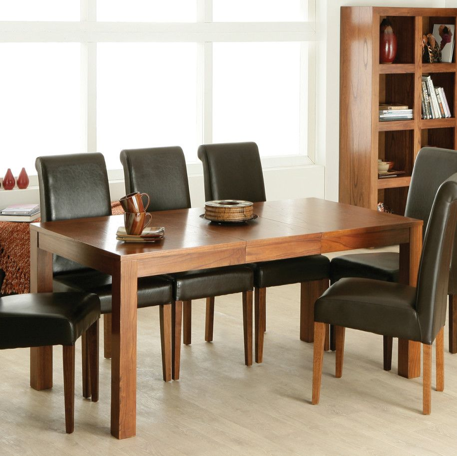 Dining Room Table Base Design Ideas Furniture Rectangular Clear Glass Top  Dining    dining   Pinterest   Wooded landscaping  Dining room table and  Wooden. Dining Room Table Base Design Ideas Furniture Rectangular Clear